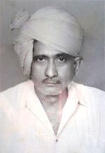 Our InspirationLate Mr. Rughanathbhai Padhiyar